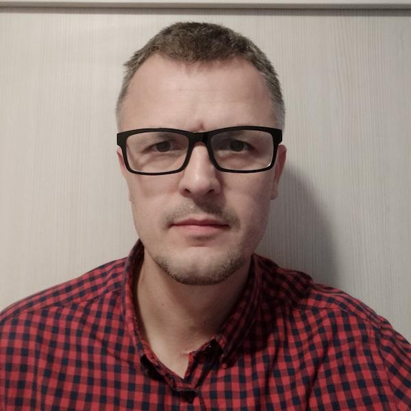 Dražen Marček, inf.