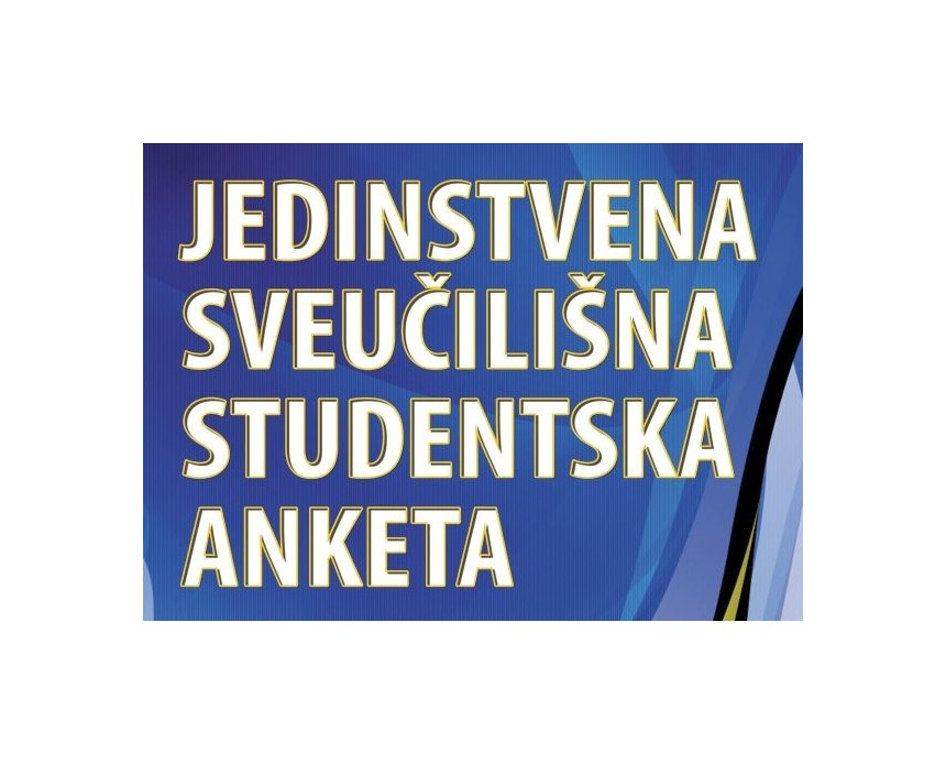 Jedinstvena sveučilišna studentska anketa 2021
