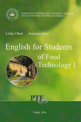 English for students of food technology I