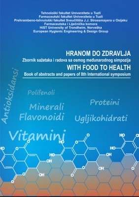 Hranom do zdravlja : zbornik sažetaka i radova s osmog međunarodnog simpozija