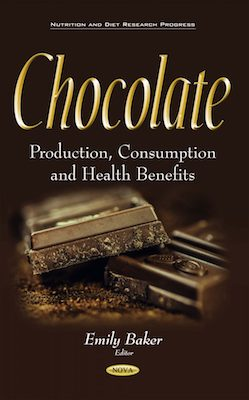 Chocolates with reduced calorie values