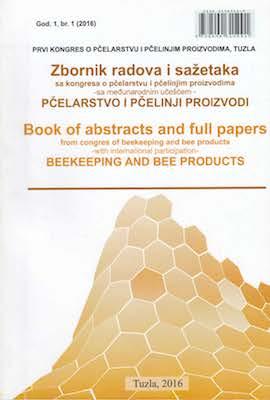Zbornik radova i sažetaka sa kongresa o pčelarstvu i pčelinjim proizvodima
